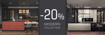MODERN COLLECTION -20%