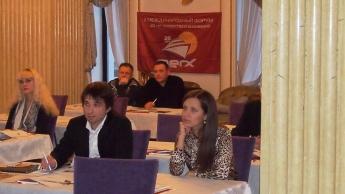 Міжнародна конференція дилерів офісних меблів «Нові аспекти. Офісні меблі MERX»
