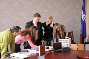 Тренинг для дилеров направления «Офисная мебель» компании МERX