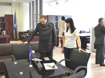 V Всеукраинская конференция дилеров офисной мебели MERX