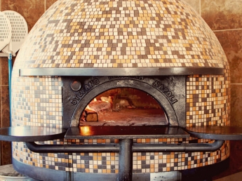 Печі для піци Stefano Ferrara Forni – кожна піч робиться вручну!