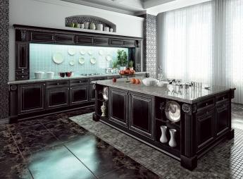 Знижка 60% на кухню Boheme. Італійські фасади!