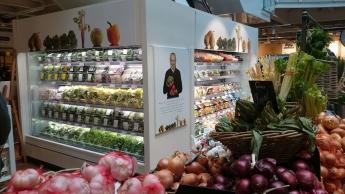 Культові магазини Eataly оснащуються холодильним обладнання Oscartielle