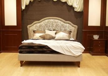 Ліжко Fiora. Воістину королівський відпочинок
