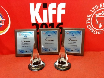 Компанія MERX отримала почесну нагороду «BEST MEBEL UA 2016»