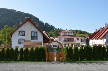 Комплексне рішення від компанії MERX для готелю «Закарпатський Прованс»