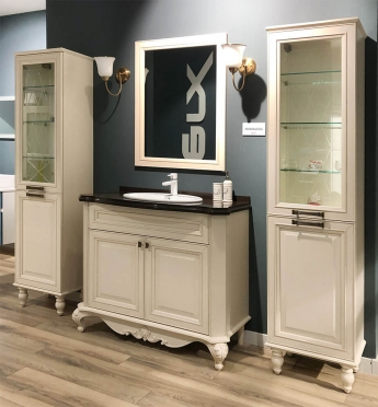 Ванная комната PRIMAVERA: функциональность и красота
