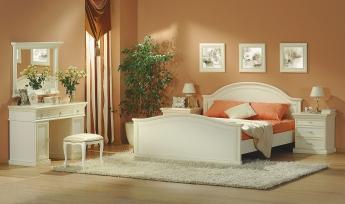 Спальні MERX – красиві меблі, особлива атмосфера