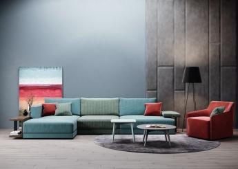 Диван Sydney: максимальный комфорт в красивом дизайне