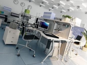 Меблі для офісу. Якому стилю віддаєте перевагу?