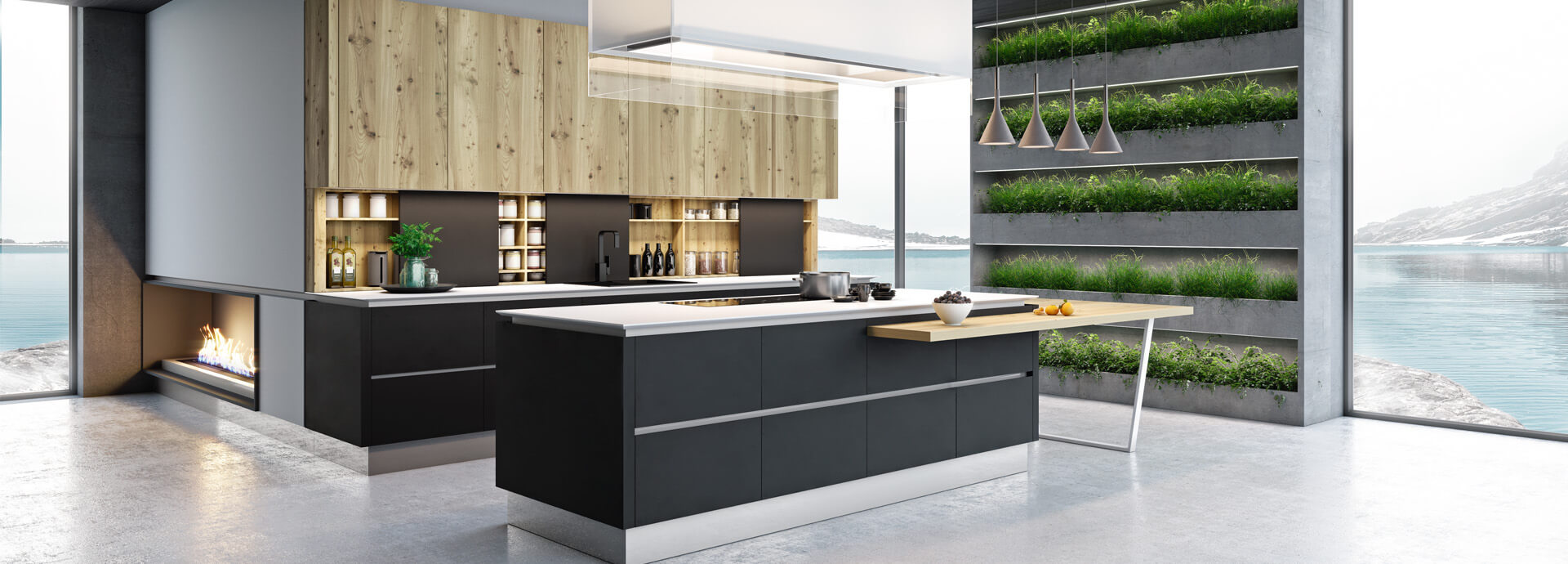 Кухня Naomi