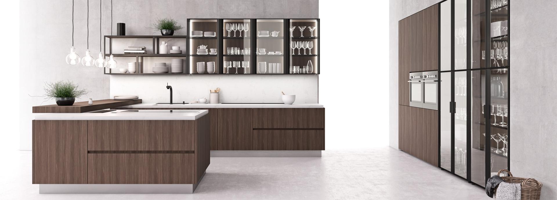 Кухня S-22