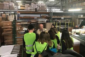 Экскурсия на фабрику MERX: о мебели от А до Я