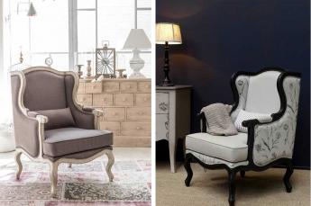 Ідеальні м'які меблі? Тільки прованс!
