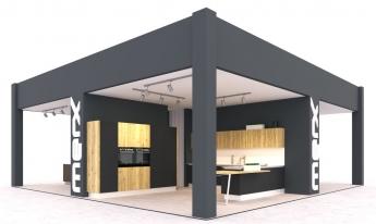 Кухні Naomi та S-22 – для сучасних інтер'єрів