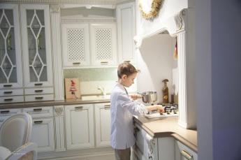 Кухні MERX: готувати на них полюбляють навіть діти