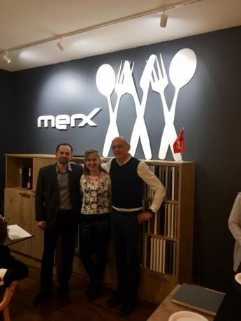 Салон меблів MERX в Австралії. З відкриттям!