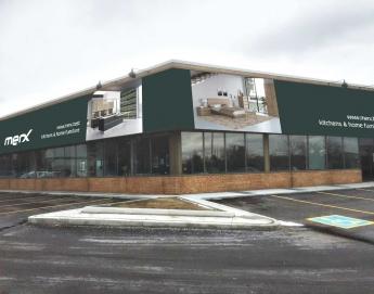 Мебельная компания MERX открыла салон в Канаде