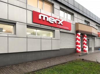 Кухонная мебель MERX в г. Каменское