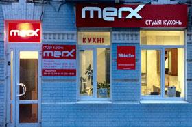 ул. Большая Васильковская, 26 Б (Красноармейская),  Студия кухонь MERX