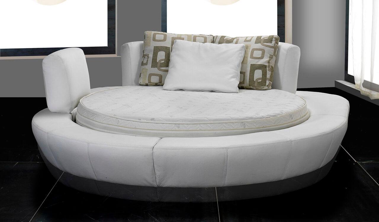 Chambre à coucher un lit tout confort  24 idées fantastiques
