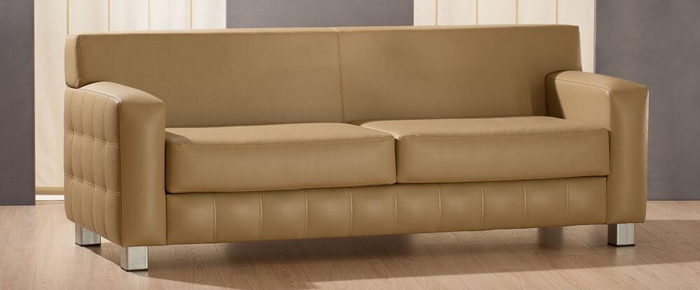 Braun Sofa